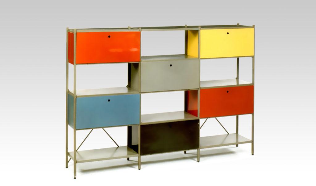 XXth century furniture.