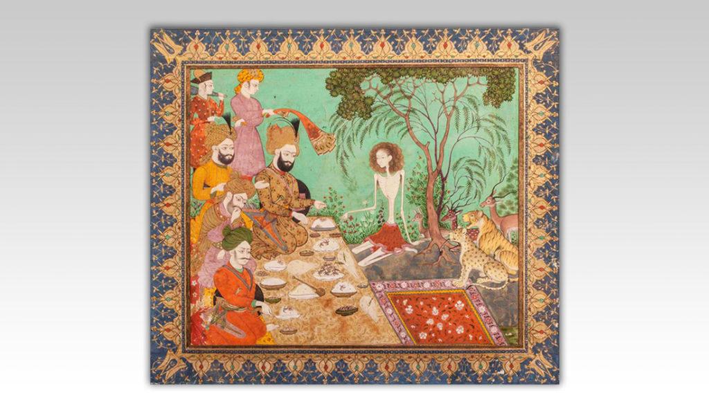 Indian Miniatures.