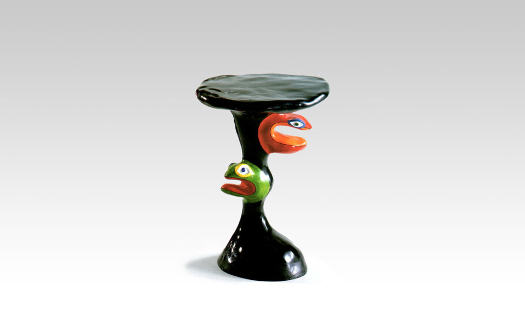 Tabouret sculpture