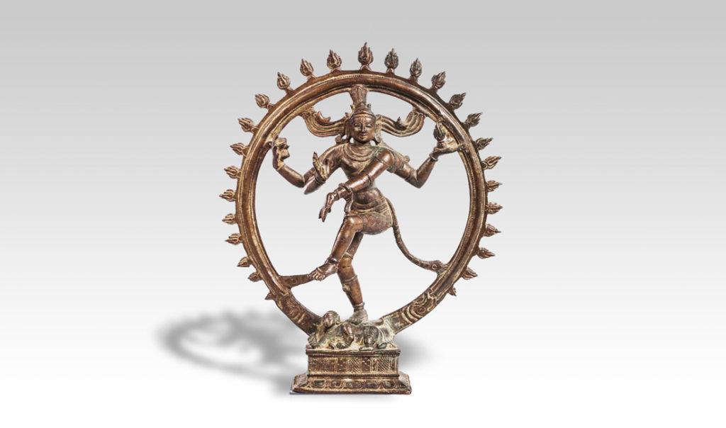 Bronze Indien 15ème siècle