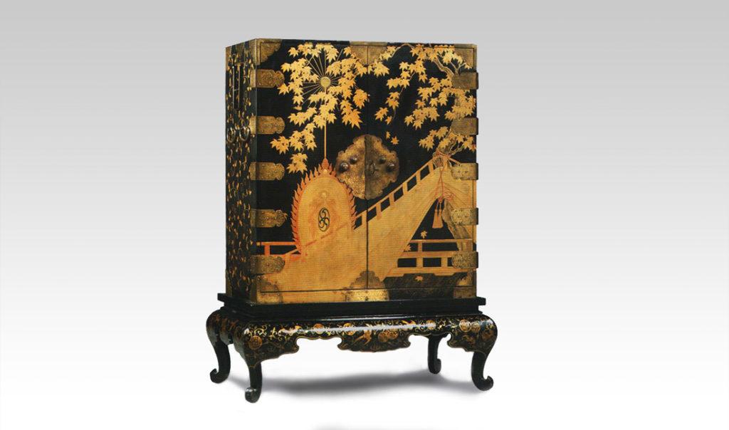 Cabinet Japonais 19ème siècle