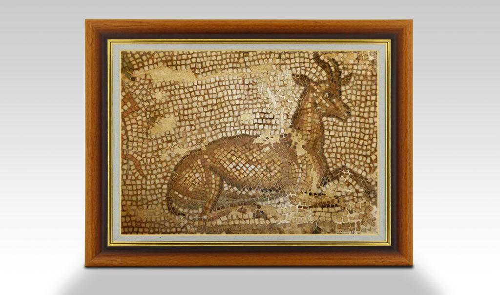 Archéologie, mosaïque romaine