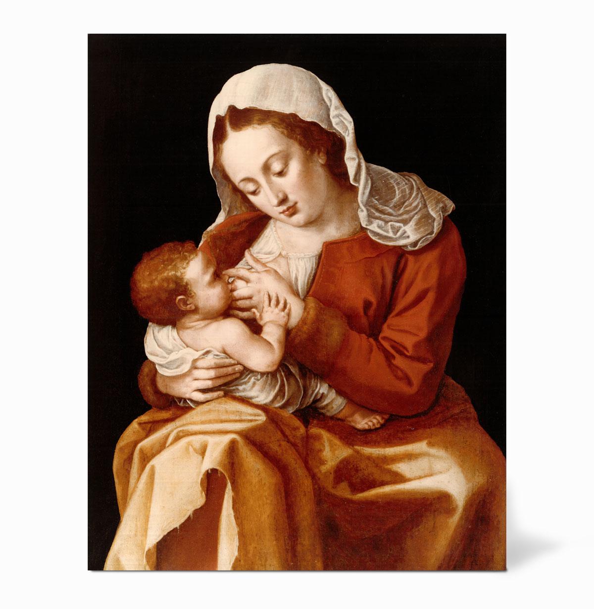 femme-allaitant